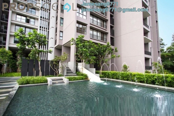 For Sale Condominium at Azelia Residence, Bandar Sri Damansara Freehold Unfurnished 3R/4B 1.04m