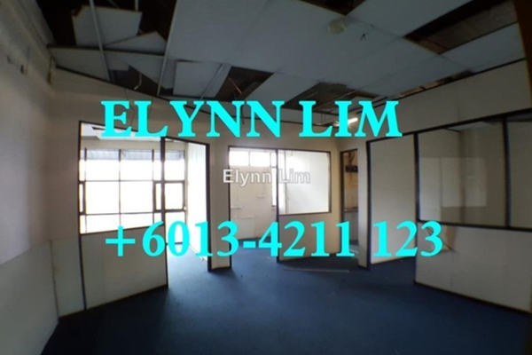 For Rent Factory at Kawasan Perindustrian Ringan Juru, Juru Leasehold Unfurnished 0R/3B 4k