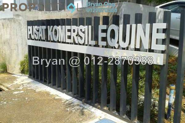 For Rent Office at TTDI Dualis, Equine Park Leasehold Fully Furnished 0R/0B 15.0千