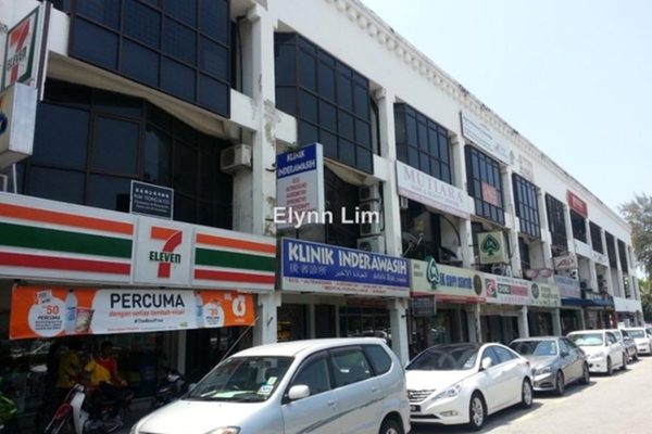 For Sale Shop at Taman Inderawasih, Seberang Jaya Leasehold Unfurnished 0R/6B 950k