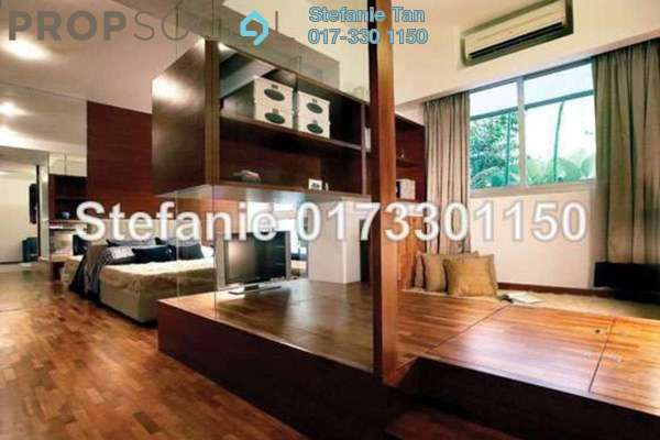 For Sale Serviced Residence at VERVE Suites, Mont Kiara Freehold Fully Furnished 1R/2B 950k