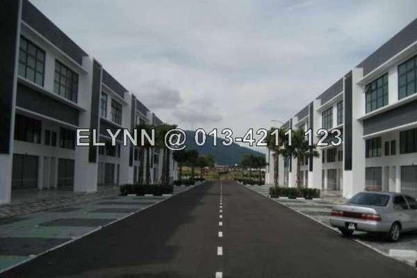 For Rent Shop at Taman Alma, Bukit Mertajam Leasehold Unfurnished 0R/2B 4.5k