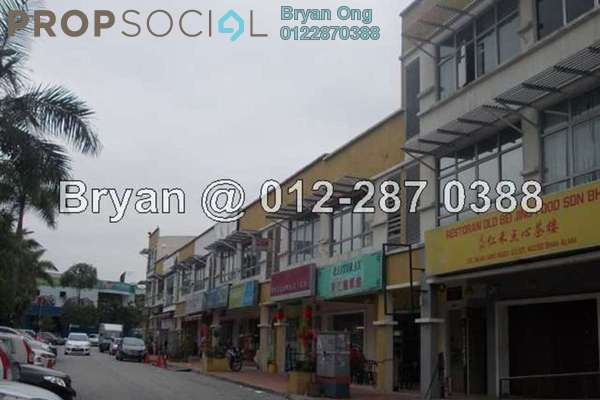 For Rent Shop at Hicom Glenmarie, Glenmarie Freehold Fully Furnished 0R/0B 4.5k