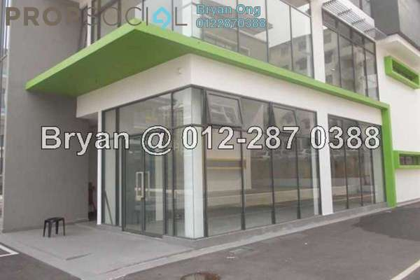 For Rent Shop at Prestij, Kota Damansara Leasehold Fully Furnished 0R/0B 15k
