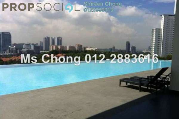 For Sale Serviced Residence at Neo Damansara, Damansara Perdana Leasehold Fully Furnished 0R/1B 398k
