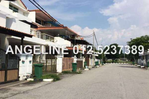 For Sale Terrace at Taman Bagan Baru, Butterworth Freehold Unfurnished 4R/4B 680k