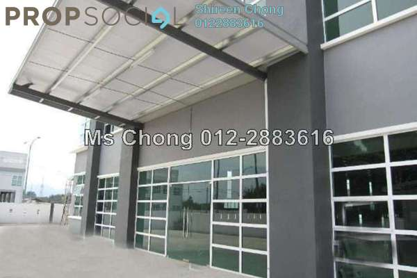 For Rent Factory at Beranang Industrial Park, Semenyih Freehold Unfurnished 0R/0B 33k