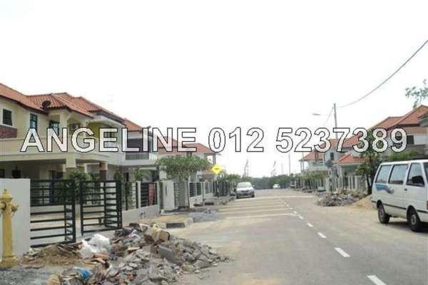 For Sale Bungalow at Juru Heights, Juru Freehold Semi Furnished 4R/3B 1.23m
