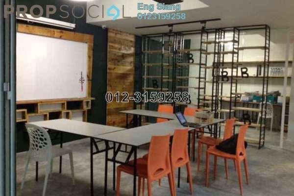 For Rent Office at Plaza Damas 3, Sri Hartamas Freehold Semi Furnished 0R/0B 4.3k