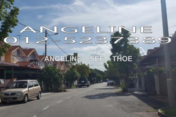 For Sale Terrace at Taman Sutera Prima, Seberang Jaya Freehold Unfurnished 3R/3B 445k