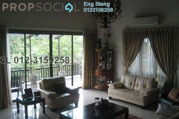 For Rent Bungalow at Sierramas, Sungai Buloh Freehold Fully Furnished 5R/6B 9.8k