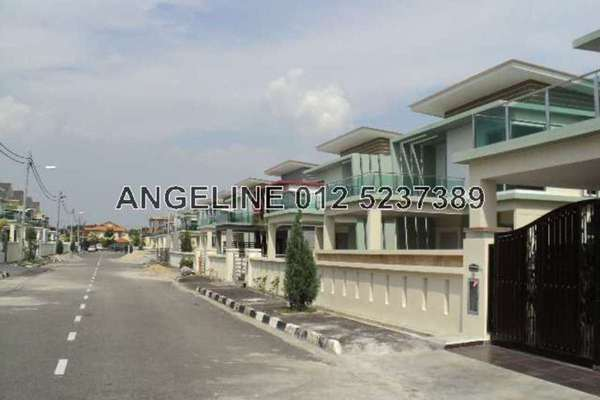 For Sale Bungalow at Taman Cendana, Juru Freehold Fully Furnished 5R/4B 1.1m