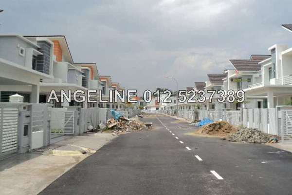 For Sale Bungalow at Taman Cendana, Juru Freehold Semi Furnished 5R/5B 1.1m