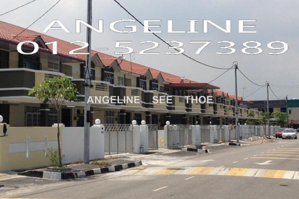 For Sale Terrace at Taman Limbungan Indah, Butterworth Leasehold Unfurnished 4R/3B 520k