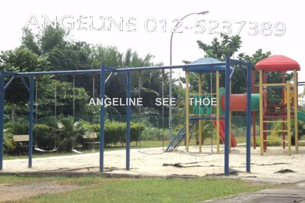 For Sale Semi-Detached at Taman Desa Murni, Sungai Dua Freehold Semi Furnished 4R/3B 699k