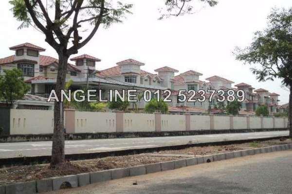 For Sale Terrace at Taman Desa Murni, Sungai Dua Freehold Semi Furnished 4R/4B 500k