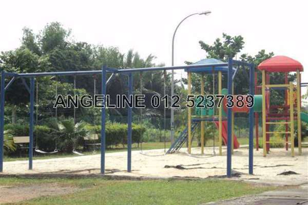 For Sale Terrace at Taman Desa Murni, Sungai Dua Freehold Unfurnished 5R/4B 500k