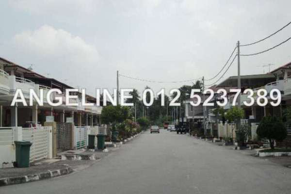 For Sale Terrace at Taman Mesra Permai, Butterworth Freehold Unfurnished 3R/3B 820k