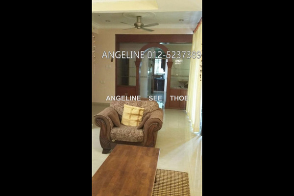 For Rent Semi-Detached at Taman Janggus Jaya, Seberang Jaya Leasehold Unfurnished 3R/3B 1.6k