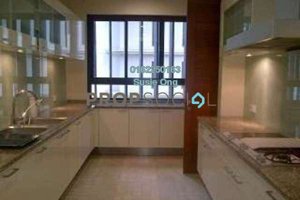For Sale Condominium at The Binjai On The Park, KLCC Freehold Semi Furnished 3R/4B 8.37m