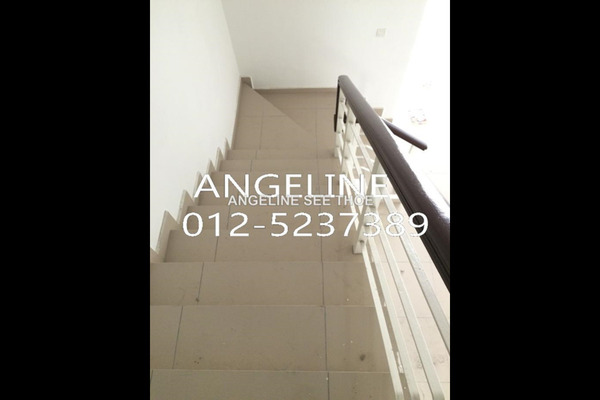 For Sale Terrace at Aston Villa, Bukit Mertajam Freehold Semi Furnished 5R/5B 560k