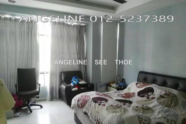 For Sale Terrace at Palm Villas, Butterworth Freehold Unfurnished 5R/4B 1.05m