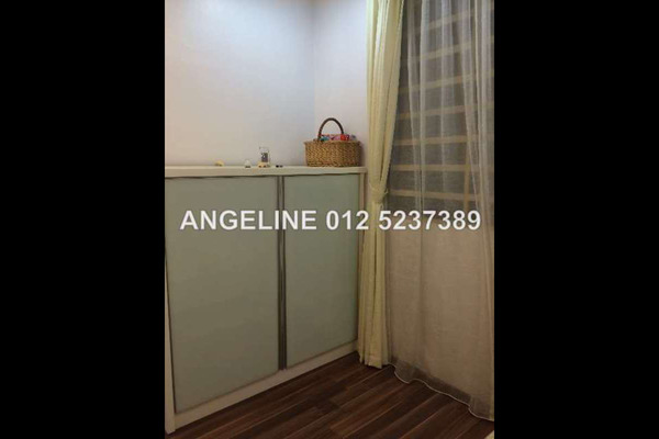 For Rent Apartment at Pantai Apartment, Butterworth Freehold Unfurnished 3R/2B 1.5k