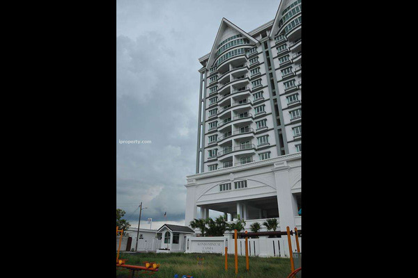 For Rent Condominium at Cassia, Butterworth Freehold Unfurnished 3R/2B 950translationmissing:en.pricing.unit