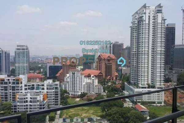 For Rent Condominium at Suria Stonor, KLCC Freehold Semi Furnished 4R/5B 10k