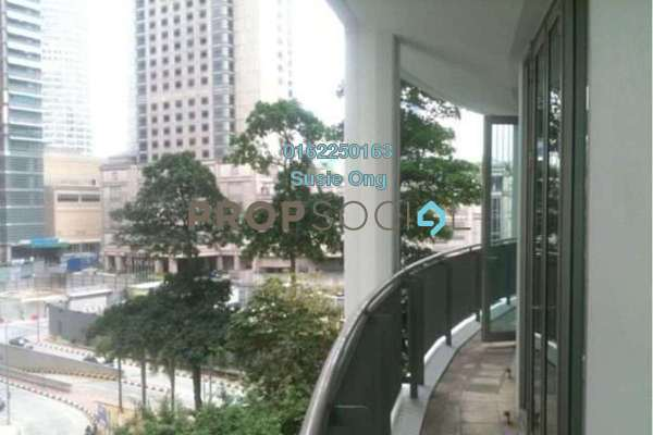 For Rent Condominium at Kirana Residence, KLCC Freehold Semi Furnished 3R/5B 8k