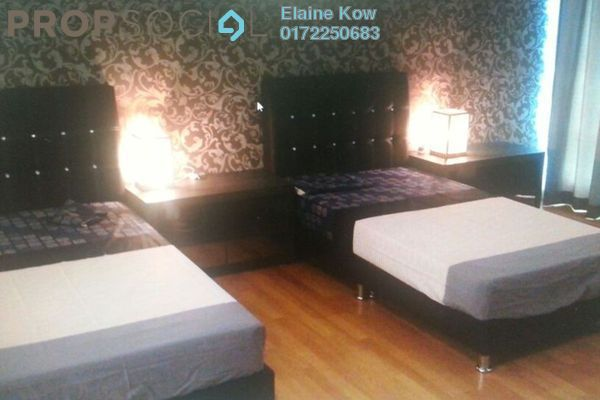 For Sale Serviced Residence at Dua Sentral, Brickfields Freehold Fully Furnished 2R/2B 850k