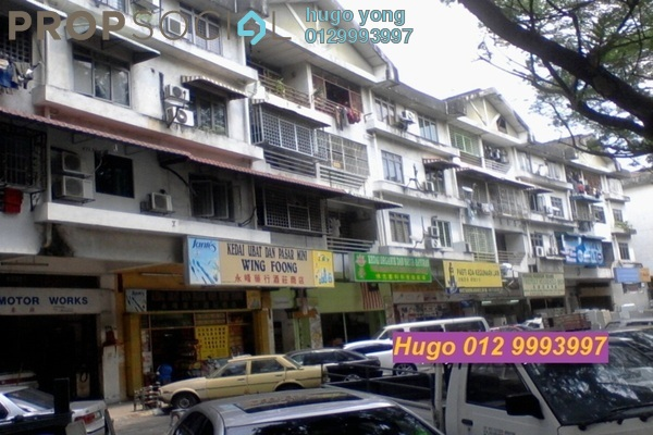 For Sale Apartment at Kuchai Business Park, Kuchai Lama Freehold Unfurnished 3R/2B 200k