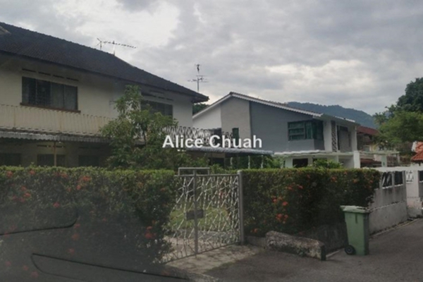 For Sale Semi-Detached at Taman Tanjong, Tanjung Bungah Leasehold Unfurnished 3R/3B 2.3m