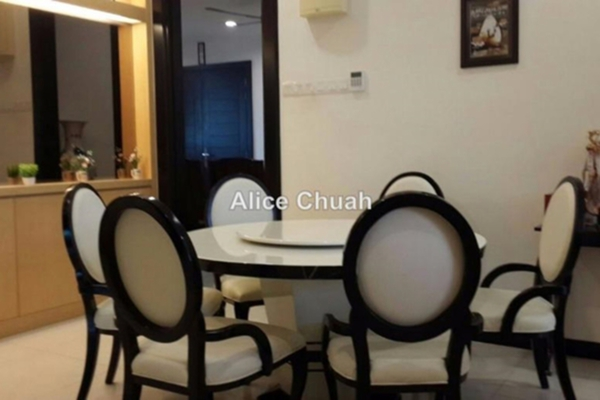 For Sale Condominium at Fettes Residences, Tanjung Tokong Leasehold Semi Furnished 3R/2B 1.6m