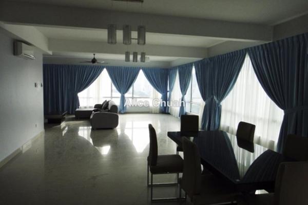 For Rent Condominium at The Waterfront, Tanjung Bungah Leasehold Semi Furnished 5R/5B 3.5Ribu