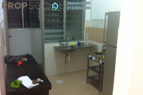 For Rent Serviced Residence at Residensi Laguna, Bandar Sunway Leasehold Semi Furnished 3R/2B 1.25k