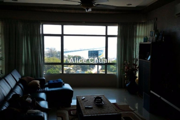 For Sale Condominium at The View, Batu Uban Leasehold Semi Furnished 4R/5B 1.15m