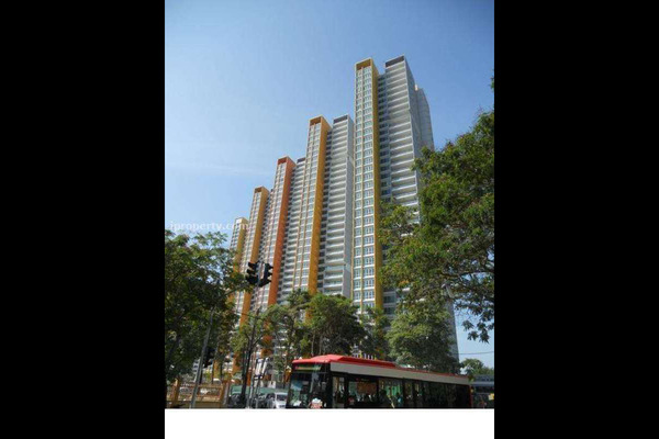 For Sale Condominium at Central Park, Green Lane Leasehold Unfurnished 4R/4B 1.5百万
