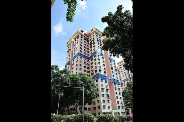 For Rent Apartment at Taman Pekaka, Sungai Dua Leasehold Fully Furnished 2R/1B 1k