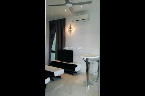 For Rent SoHo/Studio at The Light Collection II, The Light Leasehold Fully Furnished 0R/2B 2.4k