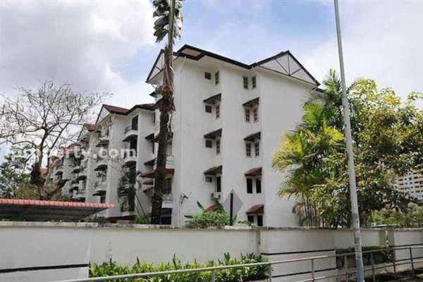 For Rent Condominium at Villa Condominium, Relau Leasehold Semi Furnished 3R/2B 800translationmissing:en.pricing.unit
