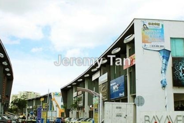 For Sale Shop at BayAvenue, Bayan Indah Leasehold Unfurnished 0R/0B 3.5m