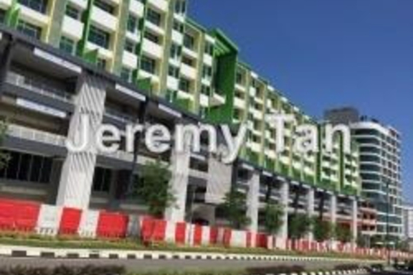 For Rent Shop at Setia Tri-Angle, Sungai Ara Leasehold Unfurnished 0R/0B 7.5k
