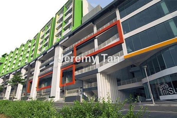 For Rent Office at Setia Tri-Angle, Sungai Ara Leasehold Unfurnished 0R/0B 2.28k