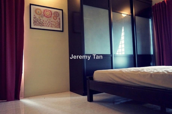 For Rent Condominium at Gurney Park, Gurney Drive Leasehold Fully Furnished 3R/2B 1.8k