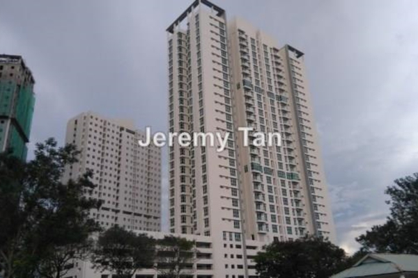 For Sale Condominium at Straits Garden, Jelutong Leasehold Unfurnished 3R/2B 560k