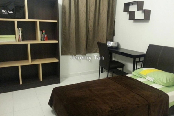 For Sale Condominium at The Golden Triangle, Relau Leasehold Fully Furnished 3R/2B 550k