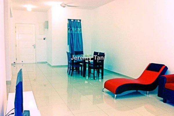 For Rent Condominium at Fiera Vista, Sungai Ara Leasehold Fully Furnished 3R/2B 1.6k