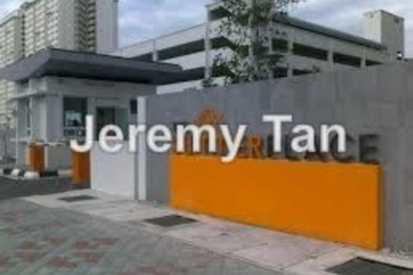 For Sale Condominium at Summer Place, Jelutong Leasehold Fully Furnished 3R/2B 700k