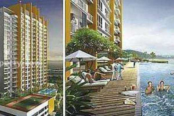 For Sale Condominium at Pavilion Resort, Teluk Kumbar Leasehold Unfurnished 0R/0B 740k
